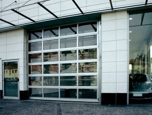 panoráma paneles kapuk - FULL VISION